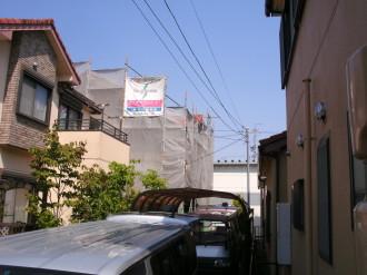 住宅の塗り替え塗装-岐阜市加納