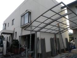 鉄筋コンクリート住宅塗装工事-着工前