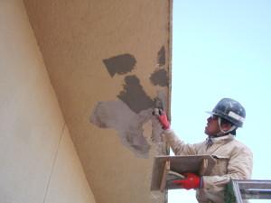 外壁、上裏補修