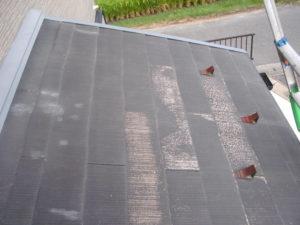 屋根調査写真①