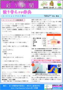 彩り新聞第49号_表面