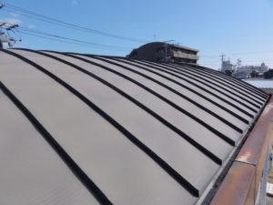 屋根周り 調査写真