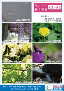 彩り新聞第52号_裏面