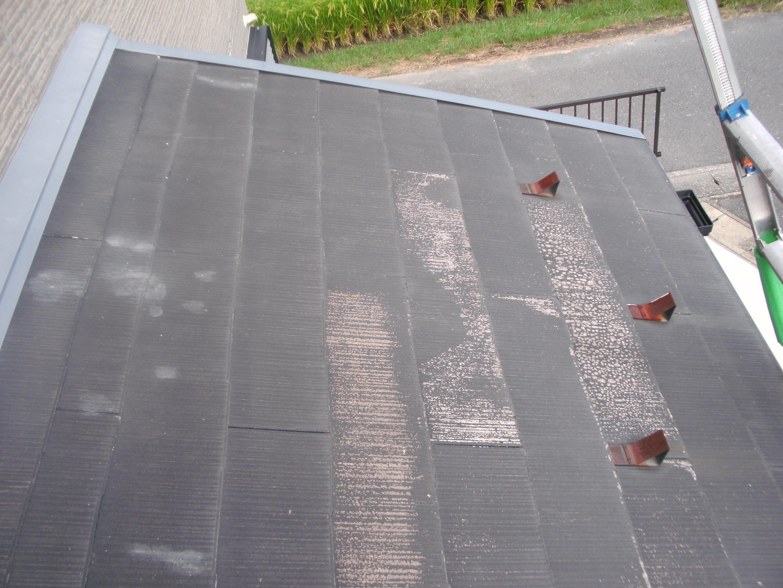 屋根点検写真