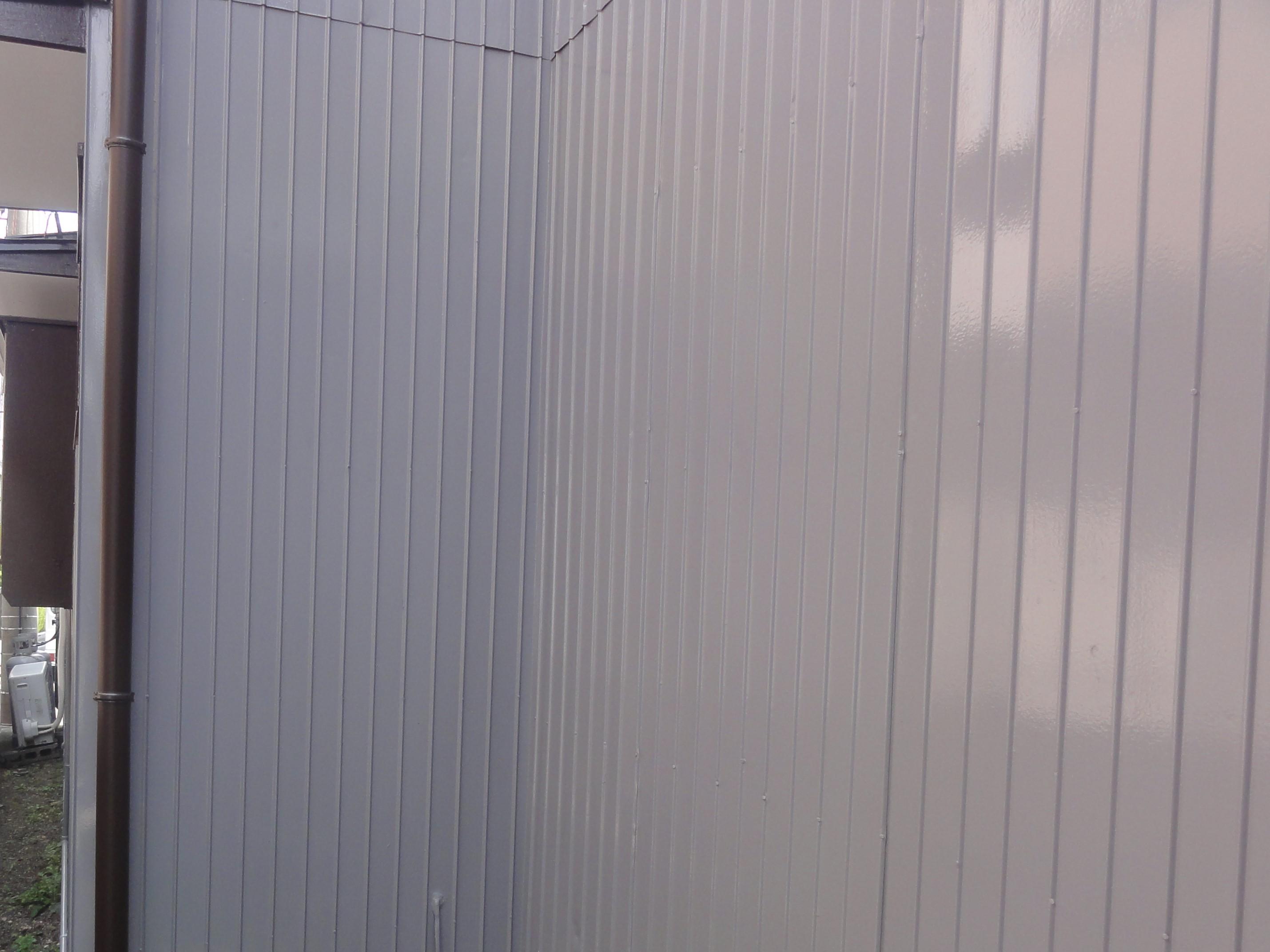 外壁点検写真